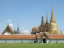 Templo budista tailandés imagen de archivo libre de regalías