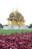 Templo budista tailandés Imágenes de archivo libres de regalías