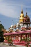 Templo budista, Thalang, Phuket foto de archivo libre de regalías