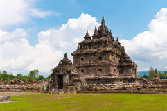 Templo budista velho imagens de stock
