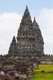 Templo budista velho Fotos de Stock Royalty Free