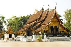 Templo budista velho. Foto de Stock Royalty Free