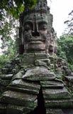 Templo cambojano Imagens de Stock