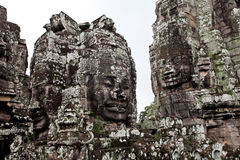 Templo cambojano Imagem de Stock Royalty Free