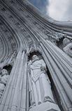 Templo católico imagem de stock