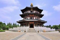 Templo chinês Fotografia de Stock Royalty Free