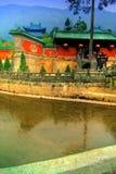 Templo chinês Fotos de Stock Royalty Free