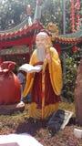 Templo chinês Imagens de Stock