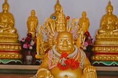 Templo chinês em Kho Samui Foto de Stock