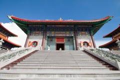 Templo chinês em Tailândia Imagem de Stock Royalty Free