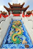 Templo chino Foto de archivo libre de regalías