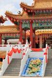 Templo chino Fotos de archivo