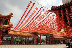 Templo chino Imagen de archivo