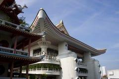 Templo chino imagen de archivo libre de regalías