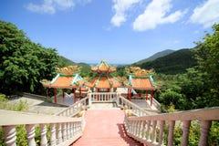 Templo chino Imagenes de archivo