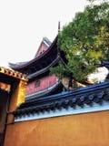 Templo CHINO del putuo foto de archivo libre de regalías