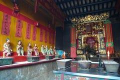 Templo chino en China de Macao Imágenes de archivo libres de regalías