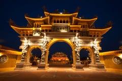 templo chino en Georgetown Penang Imagenes de archivo