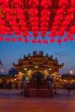 templo chino en Georgetown Penang Foto de archivo libre de regalías