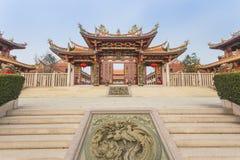 Templo chino en Macao Foto de archivo libre de regalías