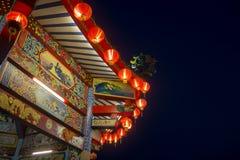 Templo chino público Foto de archivo libre de regalías