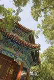 Templo colorido fotos de archivo