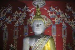Templo com Buda imagens de stock