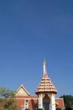 Templo com pagoda Imagem de Stock
