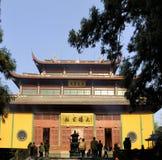 Templo confuciano de Lingyin, Hangzhou, China Foto de archivo libre de regalías