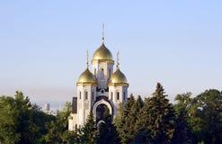 Templo cristão Foto de Stock Royalty Free
