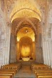 Templo cristiano Foto de archivo libre de regalías