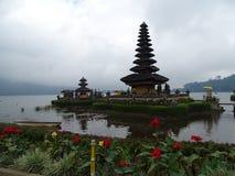 Templo da água de Bali Imagens de Stock