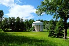 Templo da amizade em Pavlovsk, Rússia Foto de Stock