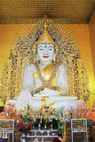 Templo da Buda de Kyauktawgyi, Mandalay, Myanmar Foto de Stock