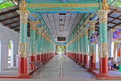 Templo da Buda de Kyauktawgyi, Mandalay, Myanmar Fotos de Stock