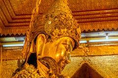 Templo da Buda de Mahamuni Imagem de Stock Royalty Free