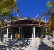 Templo da Buda do nirvana na montanha do Cu de Ta Foto de Stock