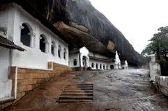 Templo da caverna Fotografia de Stock
