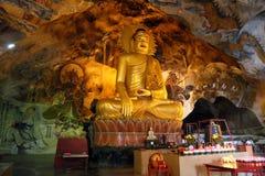 Templo da caverna do Tong de Perak, Ipoh, Perak, Malásia imagens de stock