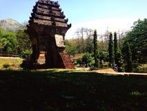 Templo da cidade de Mojokerto Fotografia de Stock Royalty Free