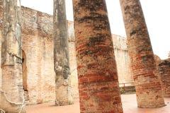 Templo da coluna imagens de stock