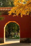 Templo da comunidade no Pequim Imagens de Stock
