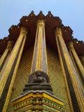 Templo da esmeralda Buddha. Fotografia de Stock Royalty Free