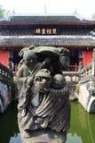 templo da espiga Shuang-GUI Foto de Stock