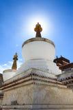 Xigaze Tashilhunpo Imagem de Stock Royalty Free