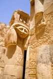 Templo da rainha Hatshepsut fotos de stock