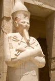 Templo da rainha Hatshepsut imagem de stock