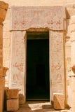 Templo da rainha Hatshepsut, Cisjordânia do Nilo, Egito foto de stock royalty free
