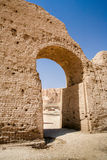 Templo da rainha Hatshepsut, Cisjordânia do Nilo, Egito fotografia de stock