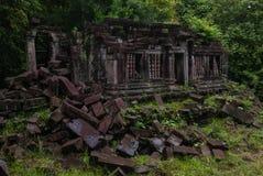 Templo da selva Imagem de Stock Royalty Free